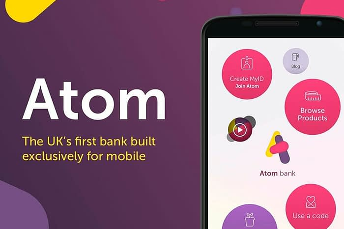 BBVA Invests Another £20m in Atom Bank