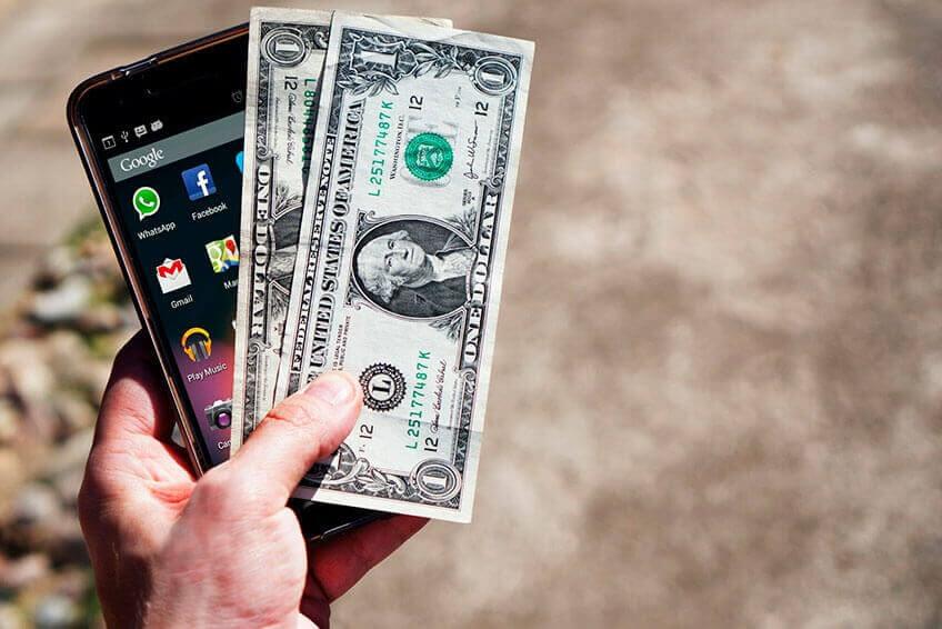Fintech-money-transfer